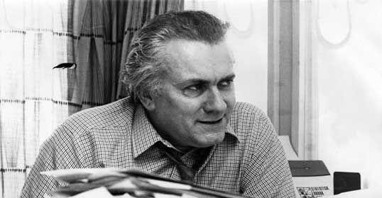 Statsviter Stein Rokkan