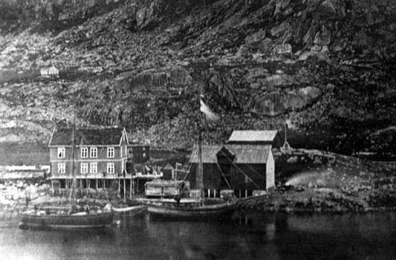 Svartsund 1890
