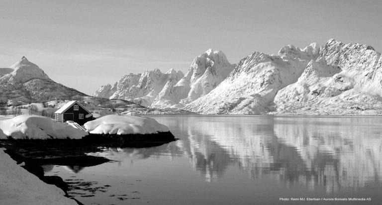 Raftsundet i Lofoten
