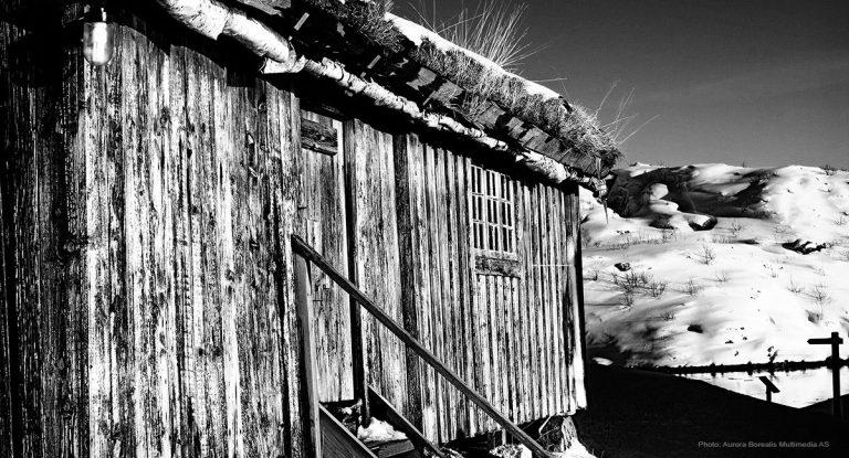 Rorbuer i Lofoten
