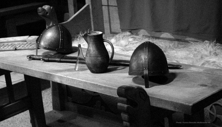 Vikinger i Lofoten