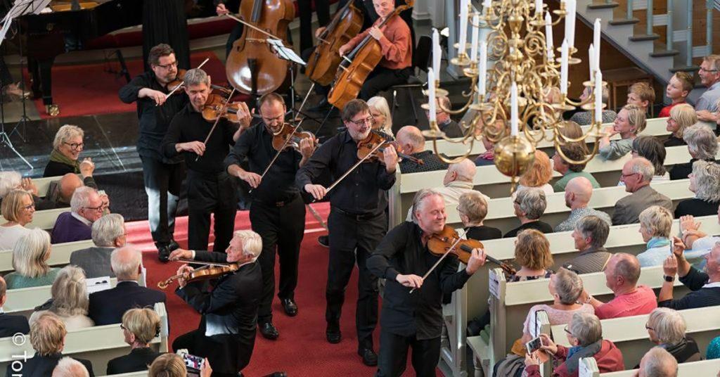 Lofoten Pianofestival i Europatoppen