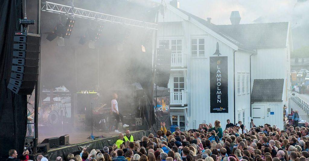 Lamholmenfestivalen 2019
