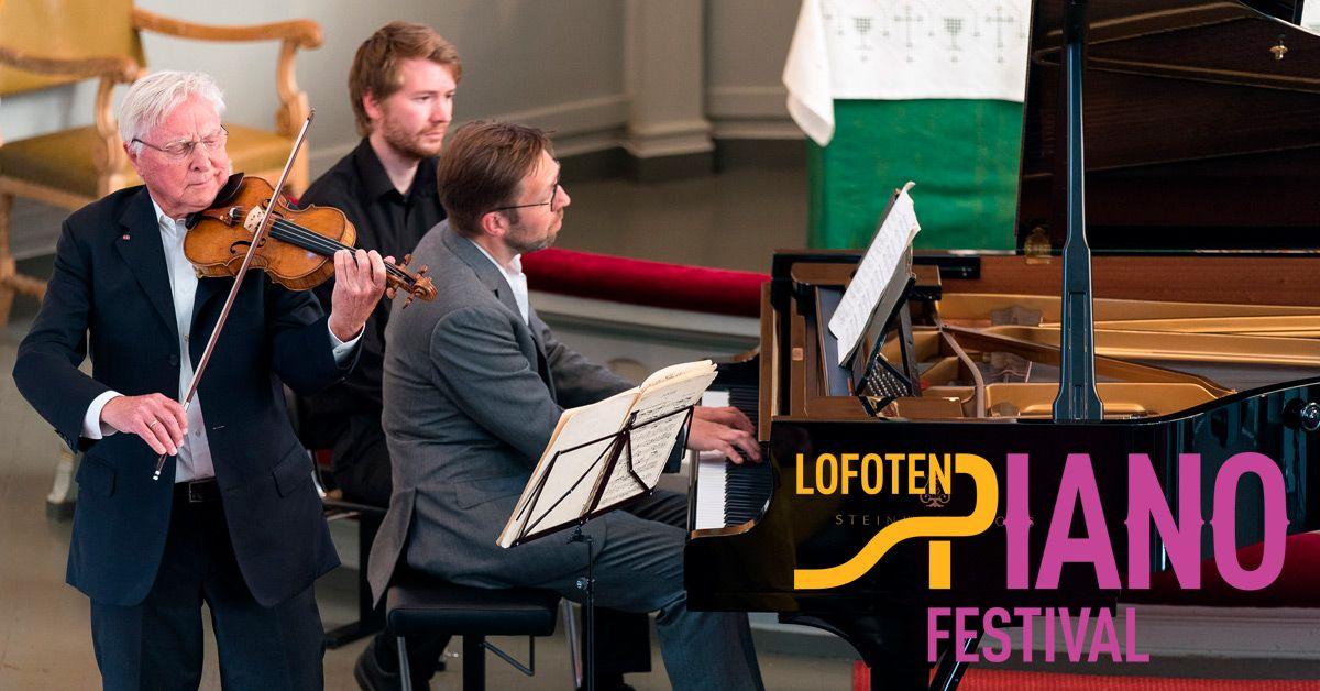 Lofoten Pianofestival 2018