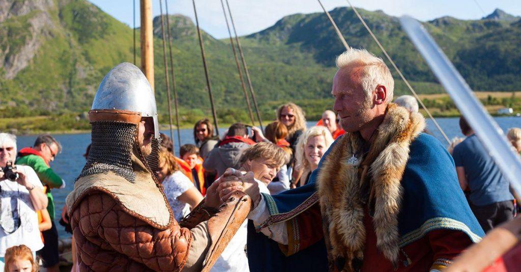 Coverbilde - Lofotr Vikingfestival 2017
