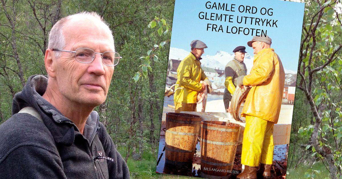 Ny bokutgivelse - Gamle ord og glemte uttrykk fra Lofoten
