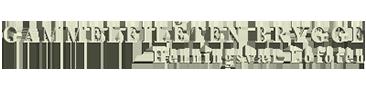 Logo Gammelfileten Brygge