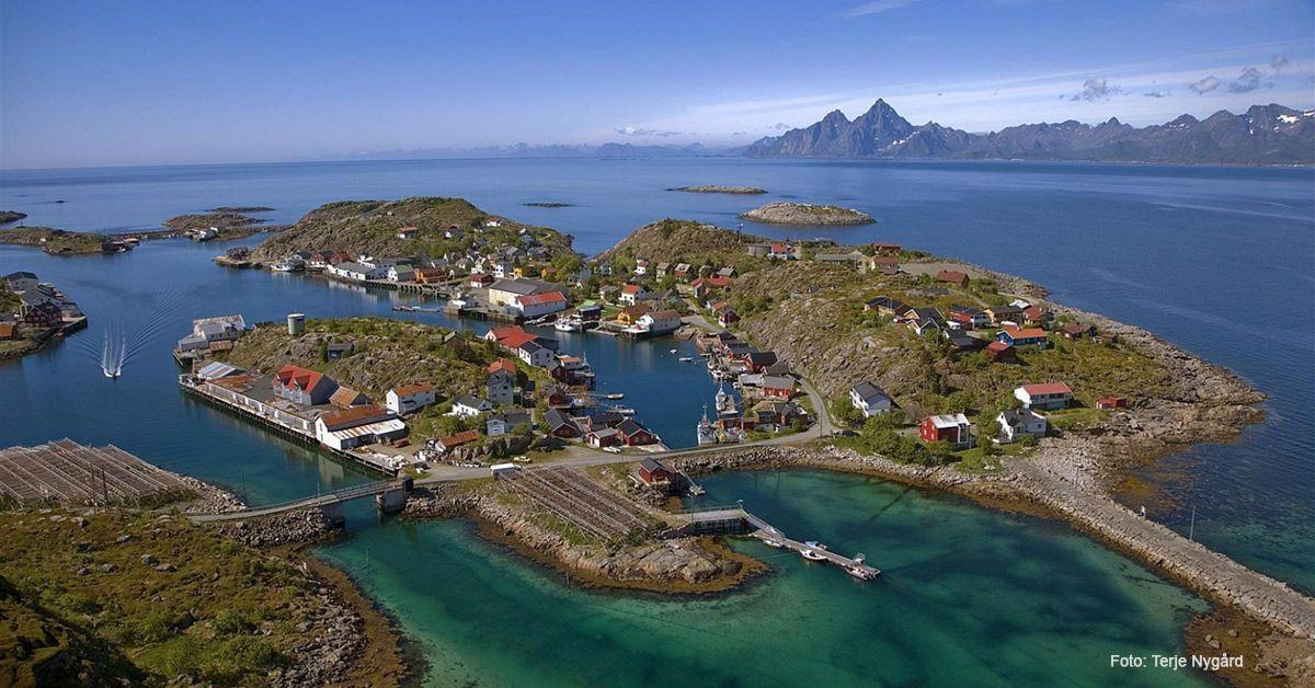 Coverbilde - Lofoten Fiskefestival 2017
