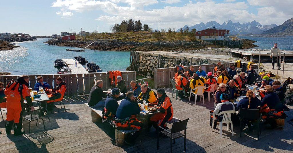 Coverbilde - ZipRace 2018 ved Risvær i Lofoten
