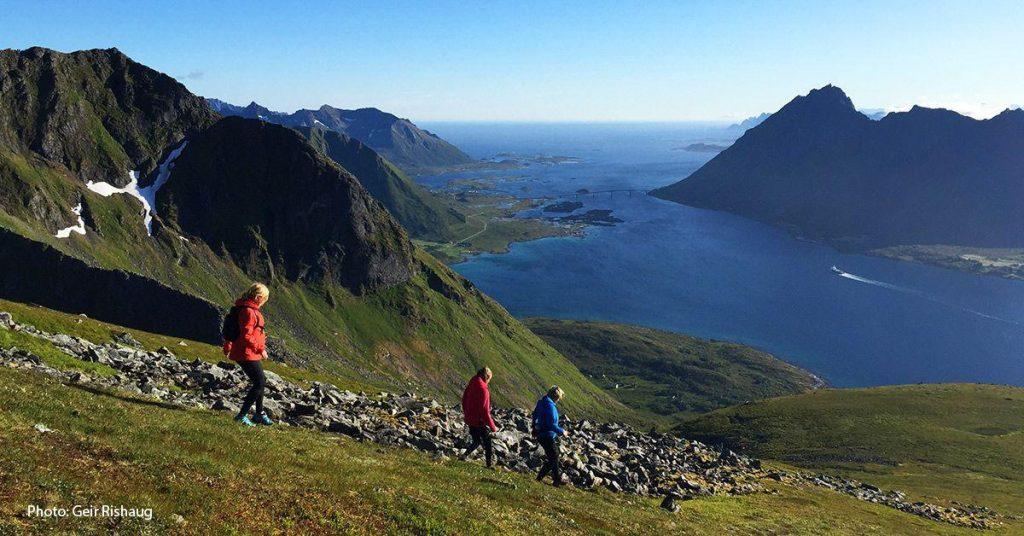 Sommerkonkurransen 2017 i Lofoten