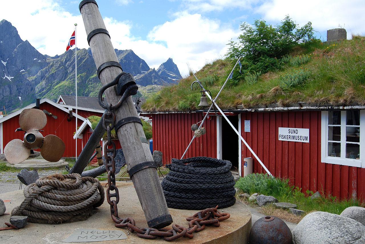 The Sund fisheries museum