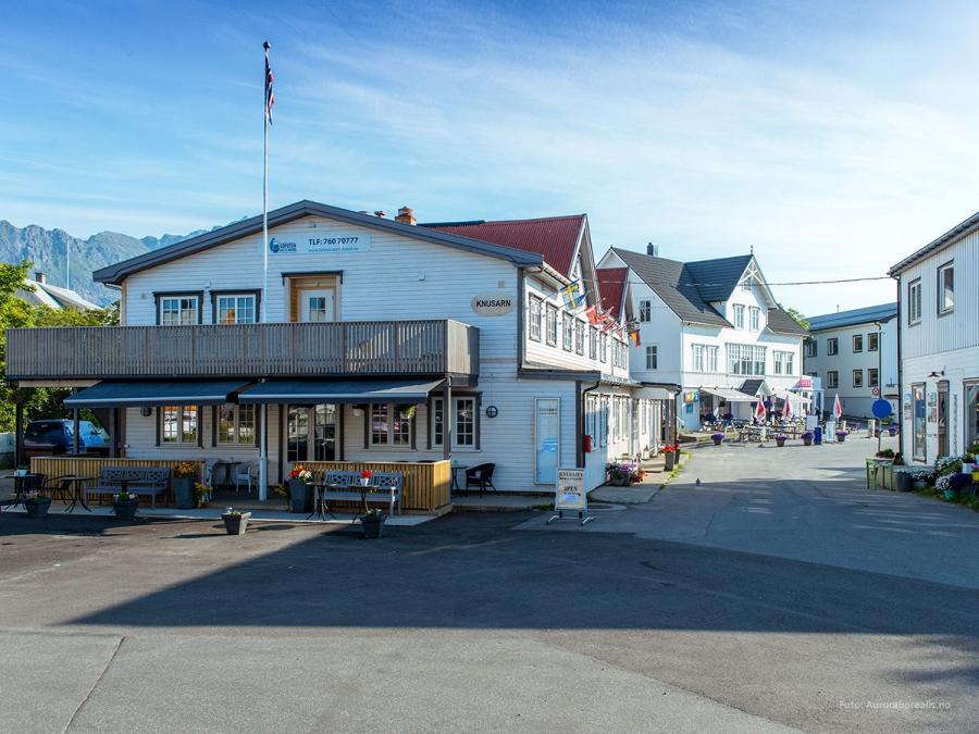 Lofoten Arctic Henningsvær - vertshus