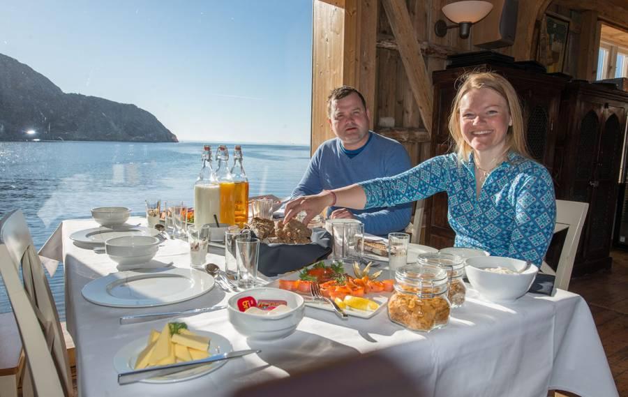 Restaurant Karoline i Nusfjord