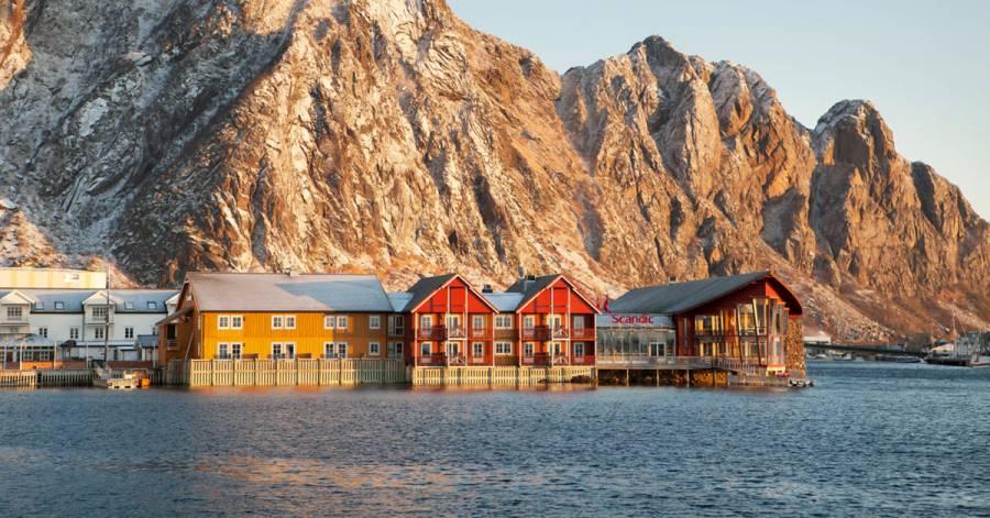 Scandic Hotel i Svolvær