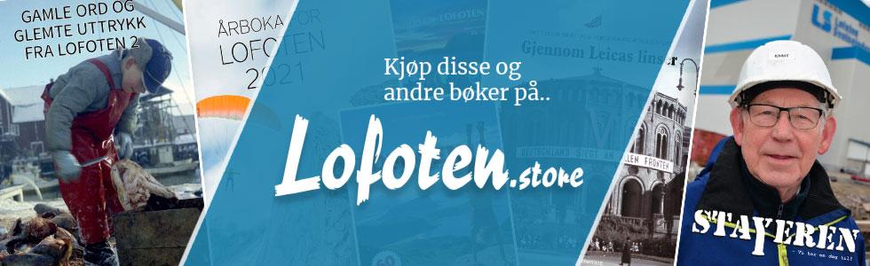 Bøker fra Lofoten.store