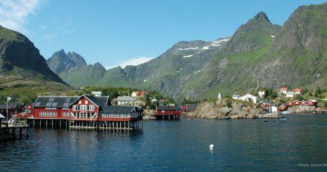 Å i Lofoten - Det ikoniske fiskeværet i Lofoten